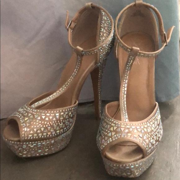 Thalia Sodi Shoes - Thalia Sodi Flor Heels